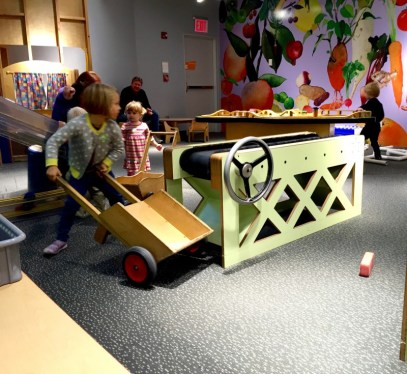 New York Hall of Science - Preschool Playspace