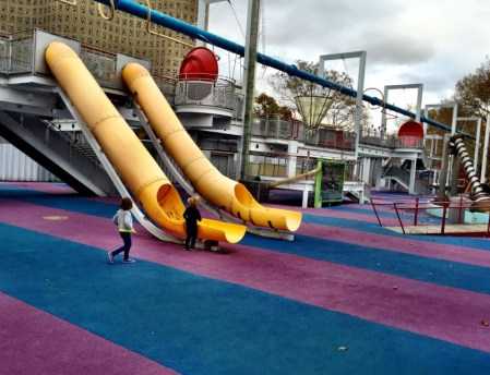 New York Hall of Science - best playground in NYC