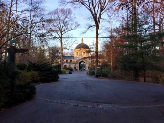 Astor Court, Bronx Zoo
