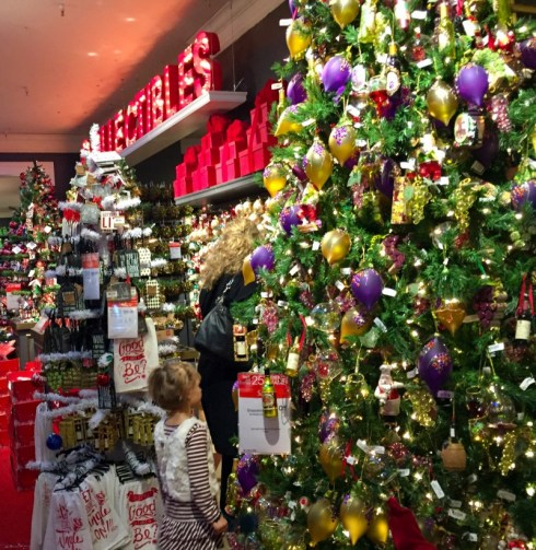 Macy's Holiday Lane NYC
