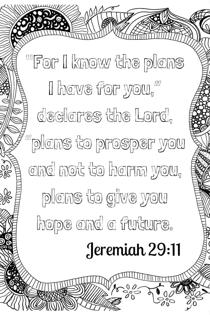 Coloring pages with bible verses - Psst The Last Two Coloring Pages Are Ones That I Created If You Would Like More Like These Get Access To My Entire Library Of Free Printables Here