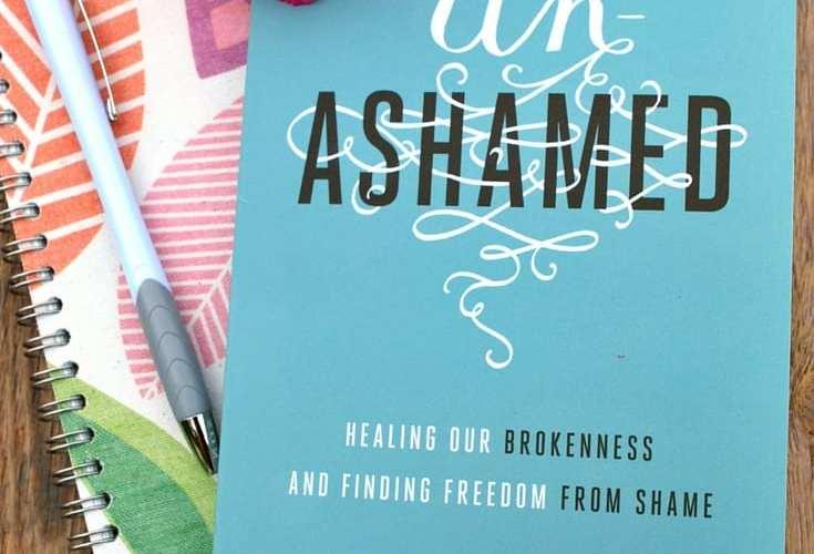 Broken, Yet Free. Working on Being Unashamed
