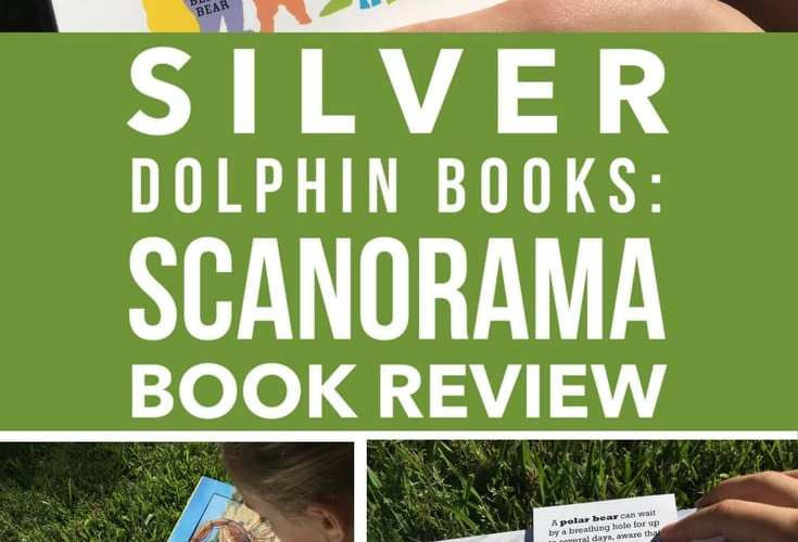 Silver Dolphin Books: Scanorama Book Review