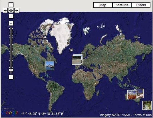 My photos in Google Earth – Google Earth Map Uk
