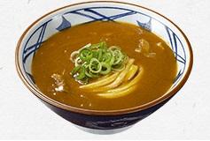 丸亀製麺、カレーうどん