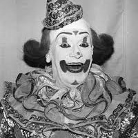 Duane Thorpe, Uncle Soapy, whiteface circus clown
