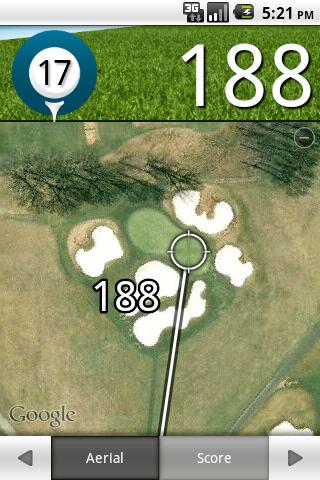 Golfshot Golf GPS iphone app review