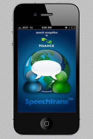 SpeechTrans Ultimate iPhne App Review