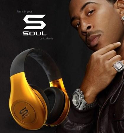 Ludacris Headphones