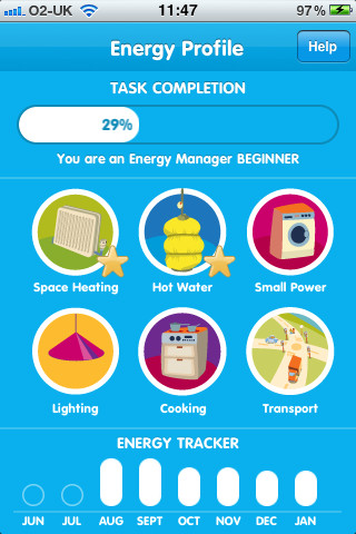 Home Energy Manager iPhone App Review