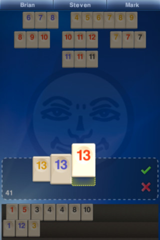 Rummikub Original Lite iPhone App Review