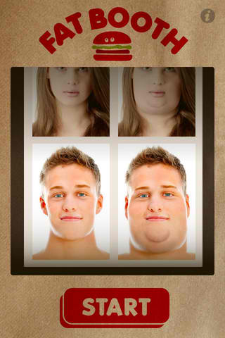 Fat Booth iPhone App Review