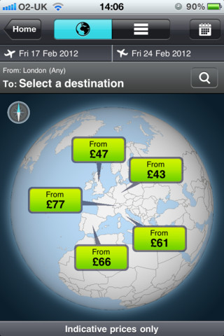 Skyscanner iPhone App Review