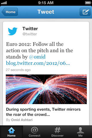 Twitter iPhone App Review