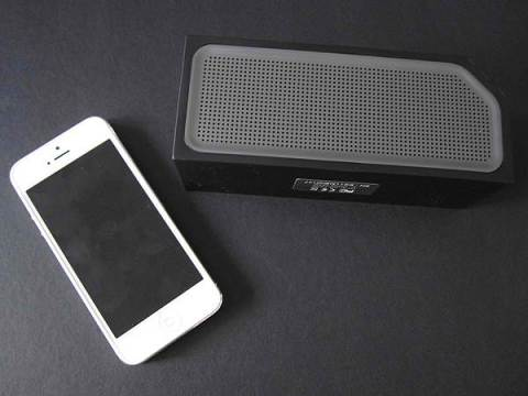 Edge Sound iPhone Accessory