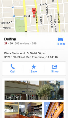 Google Maps iPhone App Review
