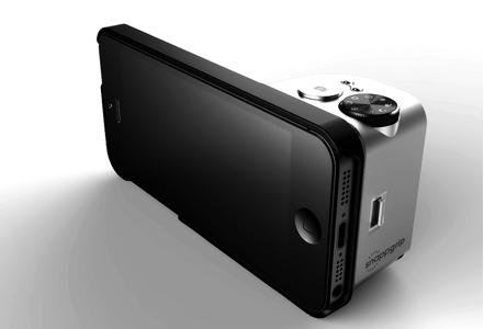 iPhone SnappGrip Kickstarter Project