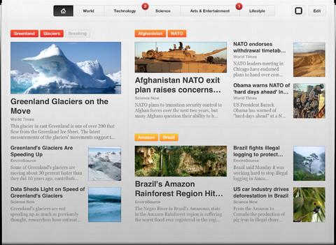 5 Universal iOS News apps