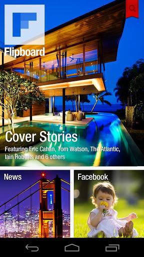 flipboard Android App Review