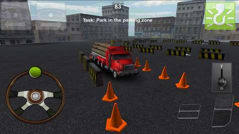 Parking Truck 3D iPhone App Review