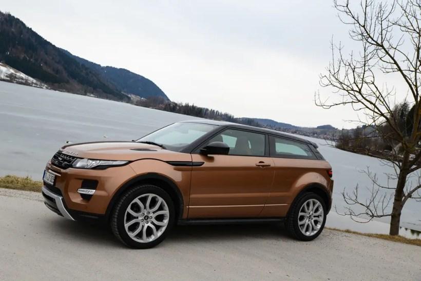 Range Rover Evoque Coupé | Fanaticar Magazin