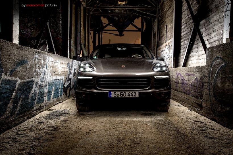 2015 Porsche Cayenne S E-Hybrid   Fanaticar Magazin