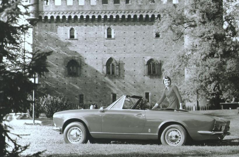 Fiat 124 Spyder | Fanaticar Magazin