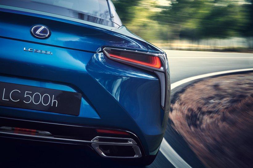 2017 Lexus LC 500h | Fanaticar Magazin