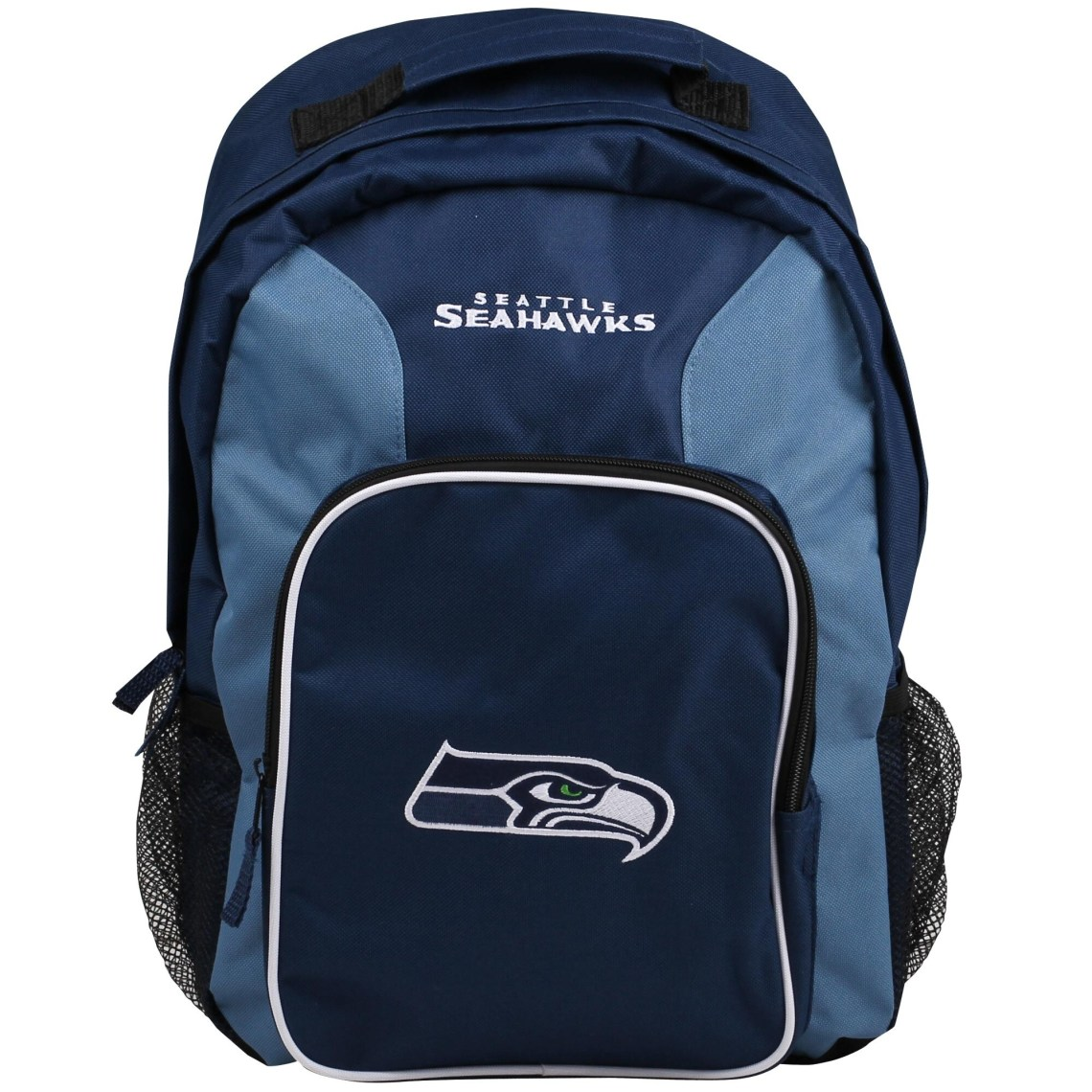 Seattle Seahawks College Navy/Light Blue Southpaw Backpack
