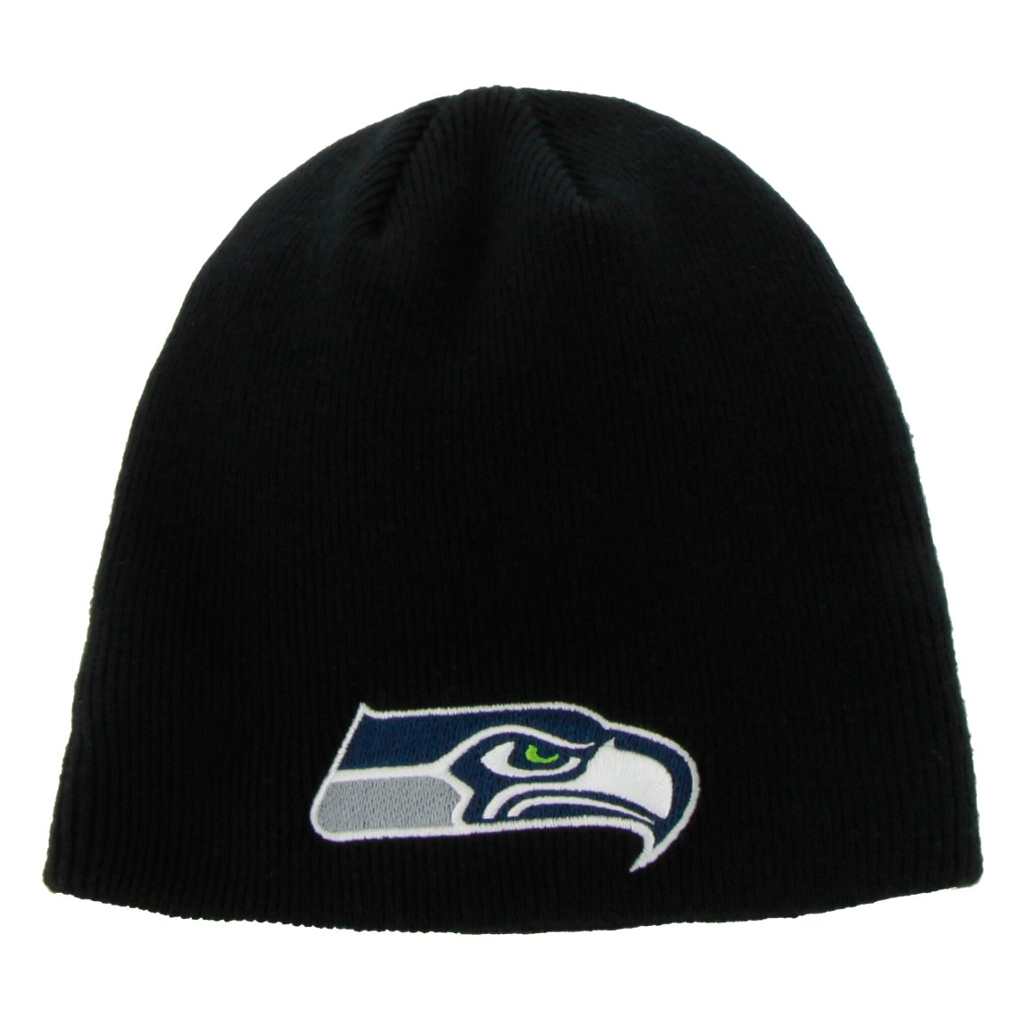 '47 Brand Seattle Seahawks Logo Cuffless Beanie - Black