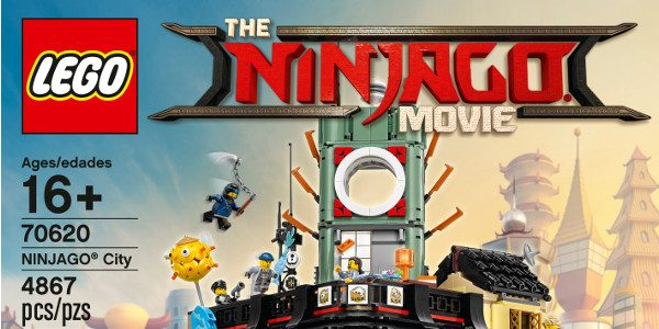 Behind The LEGO NINJAGO Movie s Largest Model