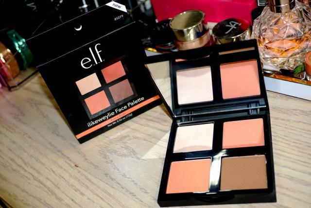 ELF ILikeWeylie Face Palette