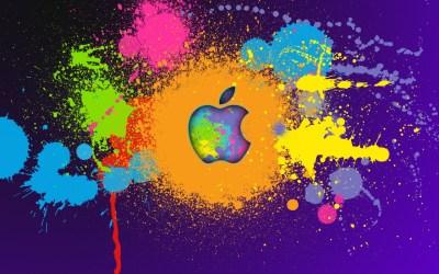 Sfondi a tema Logo Apple   L'Apple