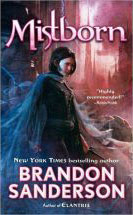 Cover of Mistborn