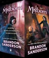 Brandon Sanderson's Mistborn Trilogy.