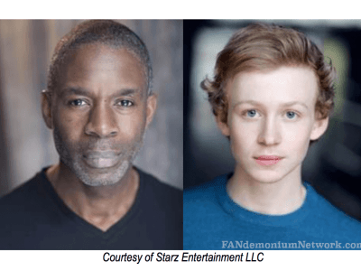 Outlander Casts Young Ian Murray and Joe Abernathy