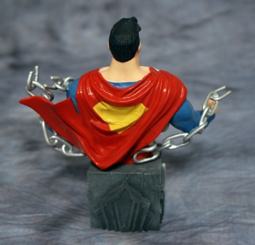 Heroes of DC Superman Bust 003