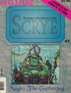 Scrye #1 Cover