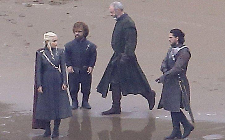 daenerys tyrion davos jon season 7