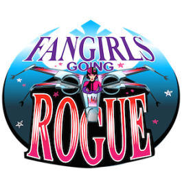 Fangirls Going Rogue Podcast Logo