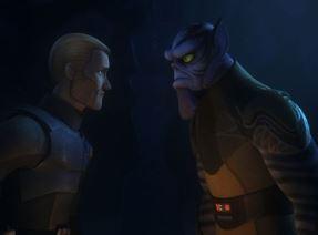 "The Music of Star Wars Rebels ""Legends of Lasat"""