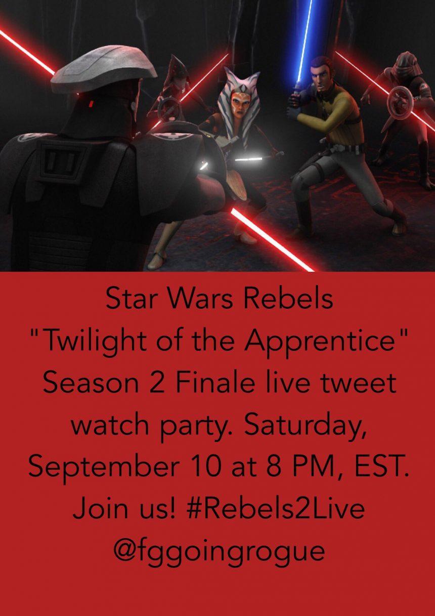 Rebels Live