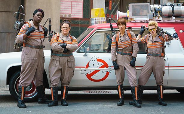 Ghostbusters on New Episode of Fangirl Chat