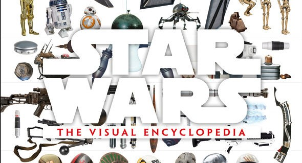 Tricia Barr Book Tour for Star Wars Visual Encyclopedia: San Diego, California