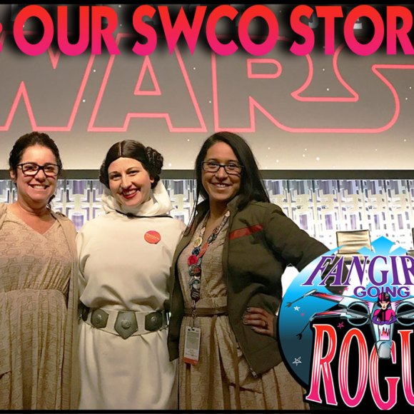 Episode #45: Star Wars Celebration Stories