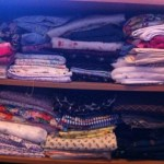 Fabric Friday - storage