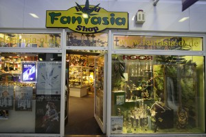 Außenansicht Fantasia-Headshop Oldenburg