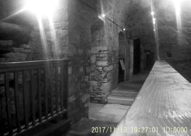 PAY-WATCH-WHITE-FACED-GHOST-OF-HANGED-MURDERER-STALKS-CORRIDOR-OF-UKS-MOST-HAUNTED-JAIL