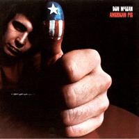 Don McLean: American Pie (album cover)