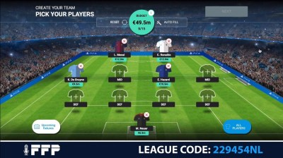 Free to play UEFA Champions League Fantasy Football League - Fantasy Premier League Tips by ...